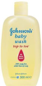 Johnson &amp; Johnson - 300ml Top-To-Toe