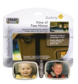 Safety 1st -  Prograde  View Of Two Mirror