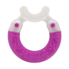 Mam Bite And Brush Teether - Assorted Colours