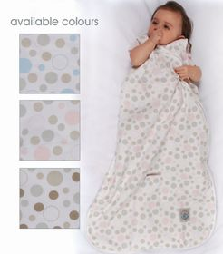 Babysense - Summer Sleepy Sac - Stone