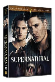 Supernatural Season 7 (DVD)