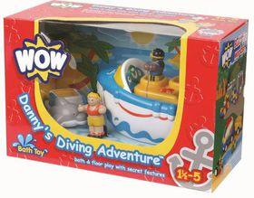 WOW - Danny's Diving Adventure
