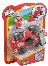 WOW - Robbie Racer