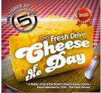 5FM's The Fresh Drive Presents...Cheese Of The Day - Various Artists (CD)