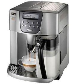 Delonghi - Magnifica Automatic Cappuccino Machine - Silver