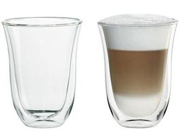 Delonghi - Double Wall Thermo Latte Glasses