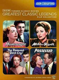 Tcm Greatest:Legends Joan Crawford - (Region 1 Import DVD)