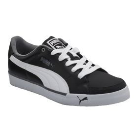 Mens Puma Court Point Fashion Shoe