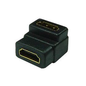 Linkqnet HDMI 90 Degree Female Adapter