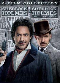 Sherlock Holmes 1 & 2 Boxset (DVD)