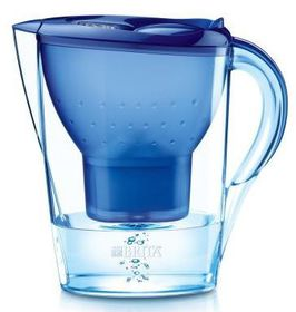 BRITA - Marella Cool 2,4 L water filter jug - Blue