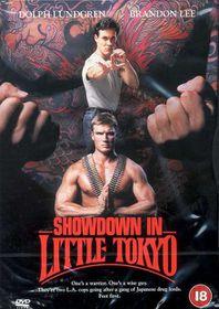 Showdown In Little Tokyo - (DVD)