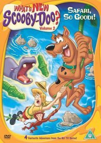 What's New Scooby-Doo? Safari, So Good! (DVD)