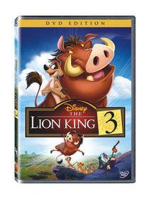 Lion King 3 (DVD)