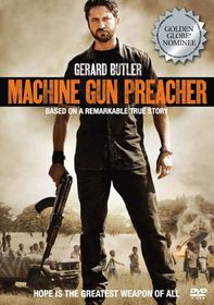 Machine Gun Preacher (DVD)