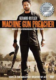 Machine Gun Preacher (DVD)