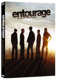 Entourage Season 8 (DVD)