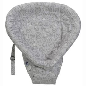 Ergo Baby - Infant Insert Heart2Heart Galaxy Grey