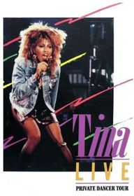 Tina Turner - Private Dancer Tour 1985 (DVD)