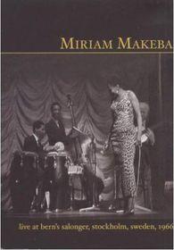 Miriam Makeba (dvd) - Live At Bern's Salonger, Stockholm, Sweden (DVD)