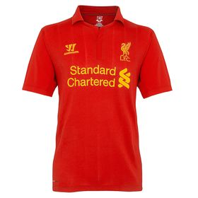 Junior Warrior 2012/2013 Liverpool Home Jersey