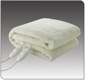 Pure Pleasure Fullfit Fleece Washable Electric Blanket - King (183X 188Cm)