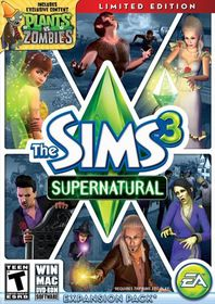 The Sims 3: Supernatural Limited Edition (PC/MAC DVD-ROM)