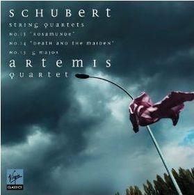 Artemis Quartet - String Quartets (CD)