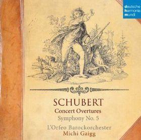 L'orfeo Barockorchester - Concert Overtures (CD)