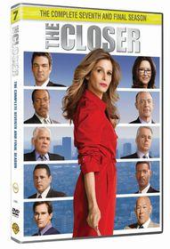 The Closer Season 7 (DVD)