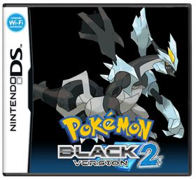 Pokémon Version 2 Black (NDS)