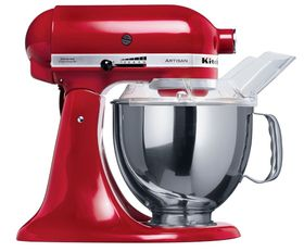 KitchenAid - Artisan Stand Mixer Red