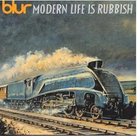 Blur - Modern Life Is Rubbish - Limited Edition (CD)