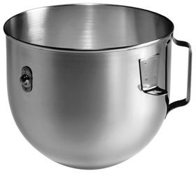 KitchenAid - Heavy Duty Mixer Brushed Stainless Steel Bowl
