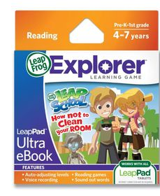 LeapFrog - LeapPad Ultra eBook - Leapschool