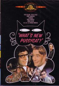 What's New, Pussycat? - (DVD)