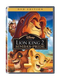 Lion King 2 Simba's Pride (DVD)