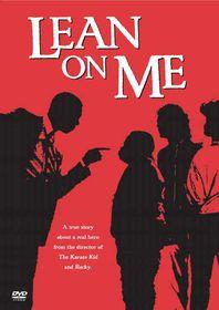 Lean On Me - (DVD)