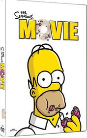 The Simpsons Movie (2007)(DVD)
