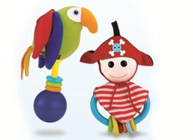Yookidoo - Pirate and Pal Play Set