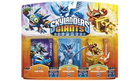 Skylanders 2 Triple Pack A: Pop Fizz, Trigger Happy, Whirlwind