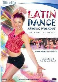 Latin Aerobic Workout - Dance off the Inches (DVD)