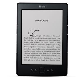 "Kindle Wi-Fi - 6"" Display 2012 with Special Offers"