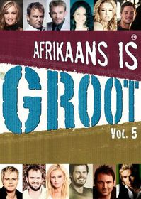 Afrikaans Is Groot Vol. 5 - Various (DVD)