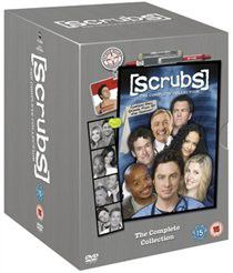 Scrubs: Series 1-9 (parallel import)