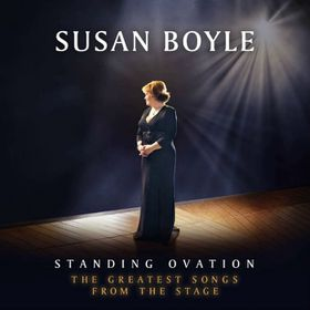 Boyle Susan - Standing Ovation - The Greatest Songs From The Stage (CD)
