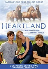 Heartland: The Complete Second Season (Import DVD)