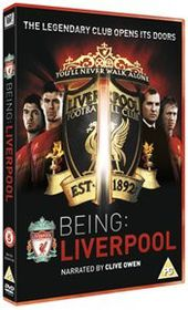 Being: Liverpool (Import DVD)