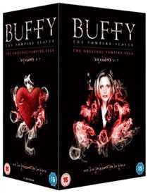 Buffy The Vampire Slayer: Complete Seasons 1-7 (parallel import)