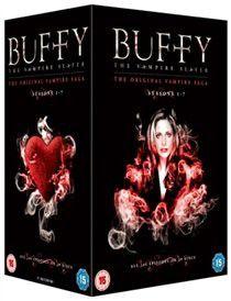 Buffy The Vampire Slayer: Complete Seasons 1-7 (DVD)